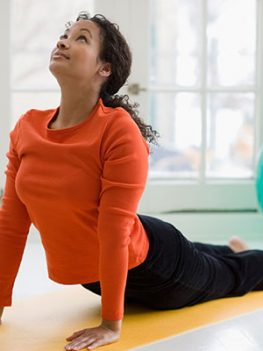Have You Tried Yoga for Migraine Pain Relief?