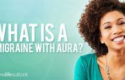 Migraine with Aura Infographic
